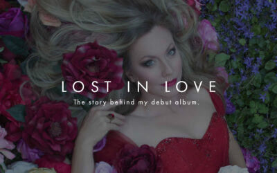 'Lost in Love' – My Debut Album